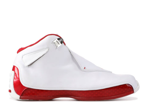 "AIR JORDAN 18 OG ""WHITE/VARSITY RED"""