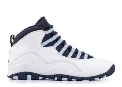 "2005 AIR JORDAN 10 RETRO ""ICE BLUE"""