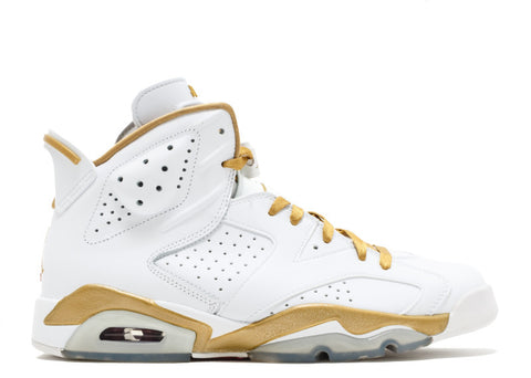 "AIR JORDAN 6 RETRO ""GOLDEN MOMENTS PACK"""