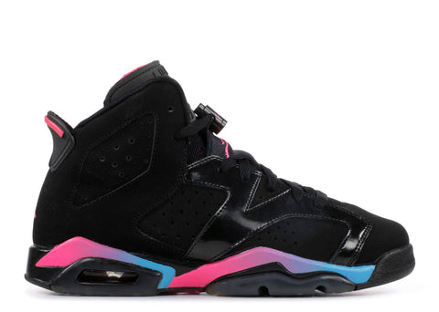 "AIR JORDAN 6 RETRO (GS) ""PINK RAINBOW"""