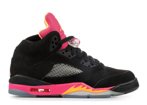 619726006b7 GIRLS AIR JORDAN 5 RETRO (GS)