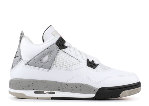 "2016 AIR JORDAN 4 RETRO OG BG ""WHITE CEMENT"""