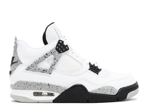 "2016 AIR JORDAN 4 RETRO OG ""WHITE CEMENT"""