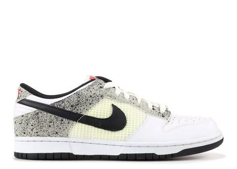 "NIKE DUNK LOW CL ""WHITE CEMENT 4 JPACK"""