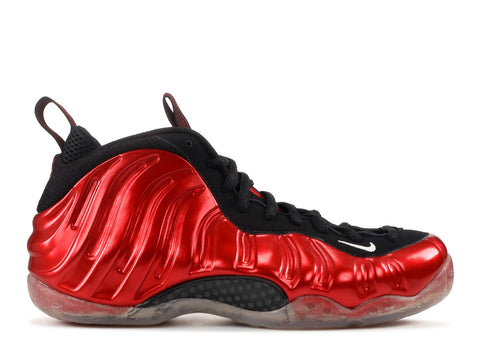 "2012 NIKE AIR FOAMPOSITE ONE ""METALLIC RED"""