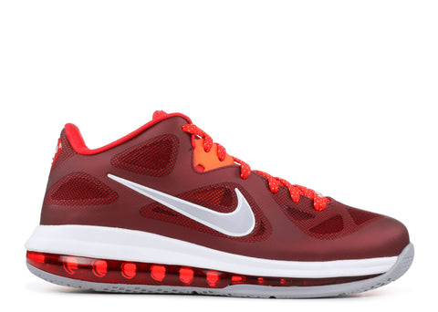 "NIKE LEBRON 9 LOW ""CHERRY"""