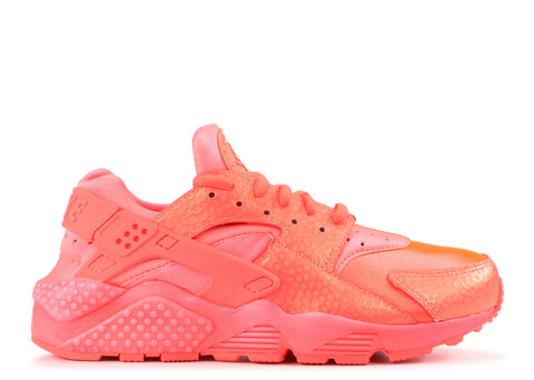 "W's NIKE AIR HUARACHE RUN PRM ""HOT LAVA"""