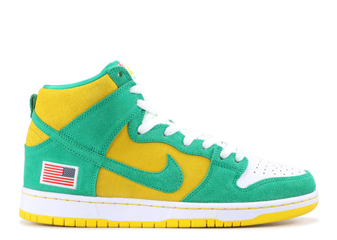 "NIKE DUNK HIGH PRO SB ""OAKLAND ATHLETICS"""