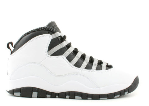 "2005 AIR JORDAN 10 RETRO ""STEEL"""