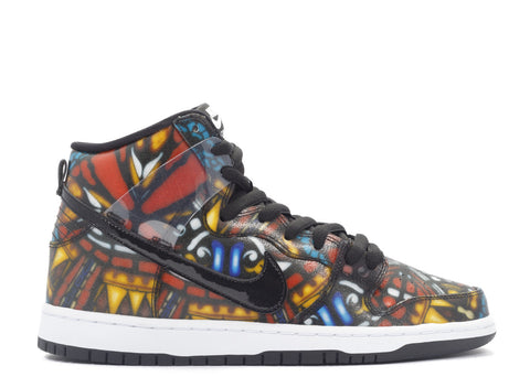 "NIKE DUNK HIGH PREMIUM SB ""STAINED GLASS"""