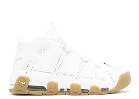 "NIKE AIR MORE UPTEMPO ""WHITE GUM"""