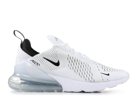 "NIKE AIR MAX 270 ""WHITE BLACK"""