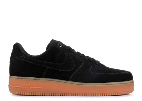 "NIKE AIR FORCE 1 07 LV8 SUEDE ""BLACK SUEDE"""