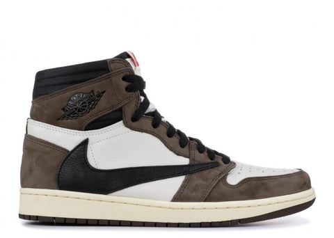 "AIR JORDAN 1 HIGH OG TS SP ""TRAVIS SCOTT"""