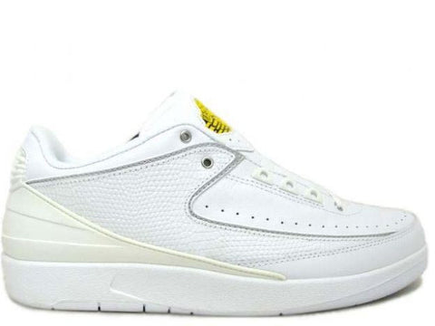 "AIR JORDAN 2 RETRO LOW (GS) ""WHITE MAIZE"""