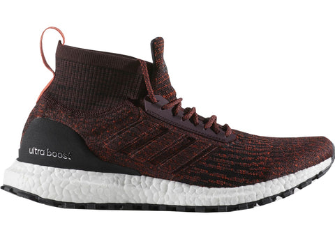 "ADIDAS ULTRA BOOST ALL TERRAIN ""BURGUNDY"""