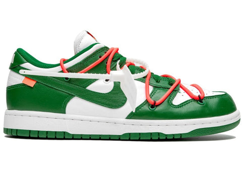 "*PREORDER* NIKE DUNK LOW OFF-WHITE ""PINE GREEN"""