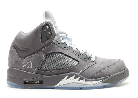 "AIR JORDAN 5 RETRO ""WOLF GREY"""
