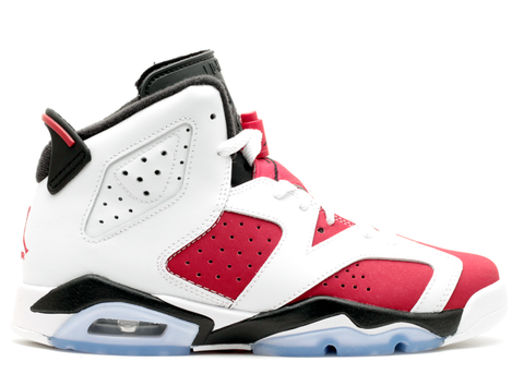 "AIR JORDAN 6 RETRO (GS) ""CARMINE"""