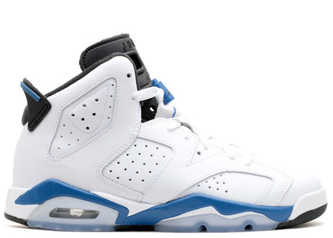 "AIR JORDAN 6 RETRO (GS) ""SPORT BLUE"""