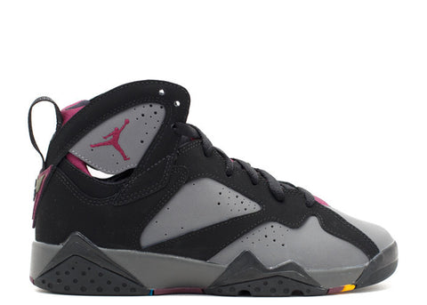 "2015 AIR JORDAN 7 RETRO BG (GS) ""BORDEAUX"""