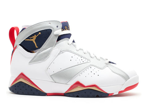 "2012 AIR JORDAN 7 RETRO ""OLYMPIC"""