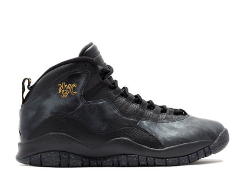 "AIR JORDAN 10 RETRO ""NYC CITY PACK"""