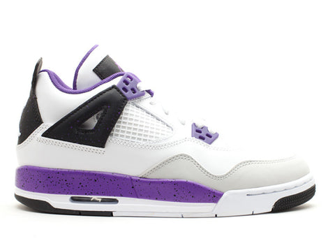 "AIR JORDAN 4 RETRO (GS) ""ULTRA VIOLET"""