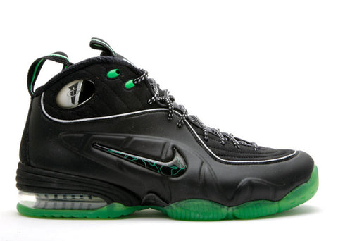 "NIKE AIR PENNY 1/2 CENT ""BLACK CHROME"""