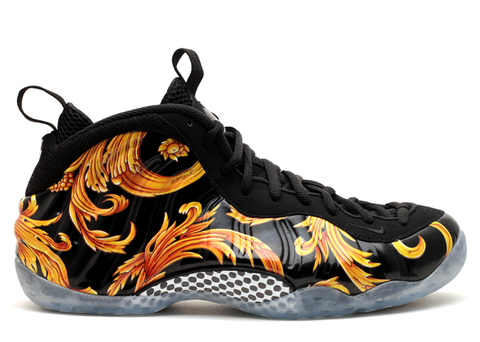 "NIKE AIR FOAMPOSITE 1 SUPREME SP ""BLACK"""