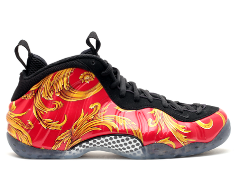 "NIKE AIR FOAMPOSITE 1 SUPREME SP ""RED"""