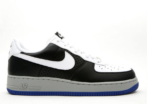 "NIKE AIR FORCE 1 07 ""BLUE BOTTOM"""