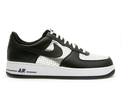 "NIKE AIR FORCE 1 ""METALLIC SILVER"""
