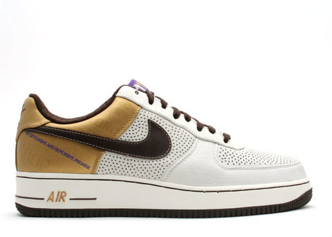 "NIKE AIR FORCE 1 LOW PREMIUM 07 ""MICHAEL COOPER"""