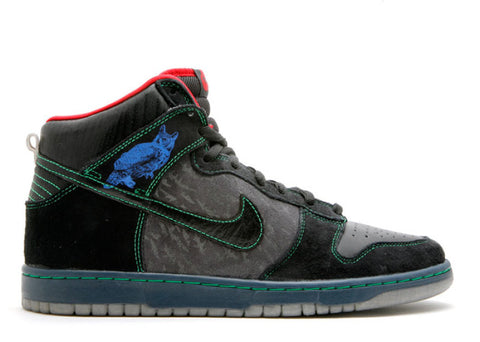 "NIKE DUNK HIGH PREMIUM SB ""TWIN PEAKS"""