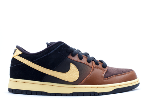 "NIKE DUNK LOW PREMIUM SB ""BLACK AND TAN"""