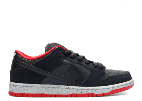 "NIKE DUNK LOW PRO SB ""BLACK CEMENT"""