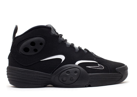 "NIKE FLIGHT ONE ""BLACK WHITE"""
