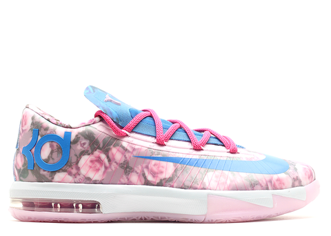 "NIKE KD 6 (GS) ""AUNT PEARL"""
