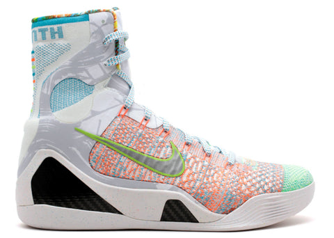 "NIKE KOBE 9 ELITE PREMIUM ""WHAT THE KOBE"""