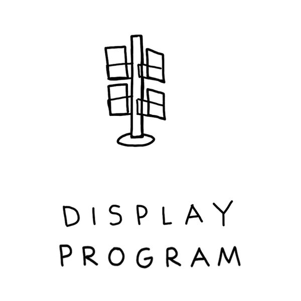 Display program