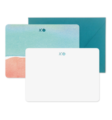 XO Laser Cut Notecards Boxed Set