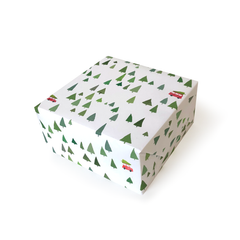 Holiday Trees Gift Wrap