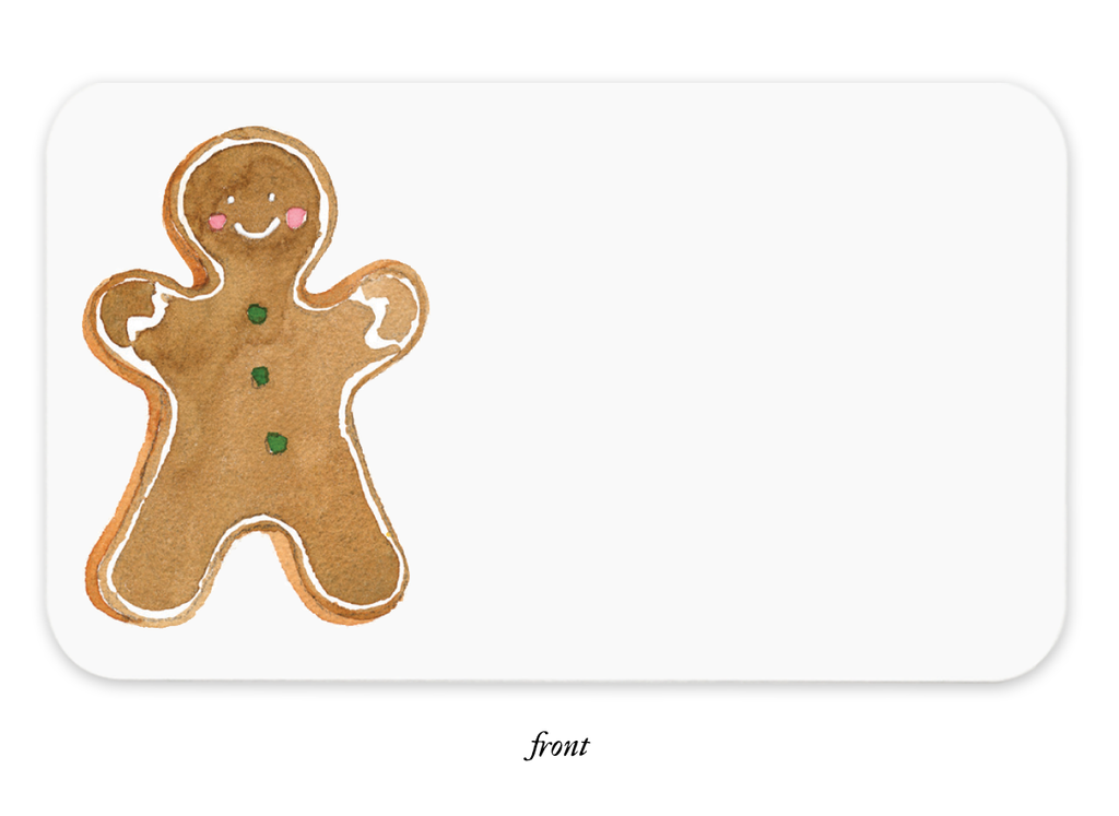 Gingerbread Little Notes®
