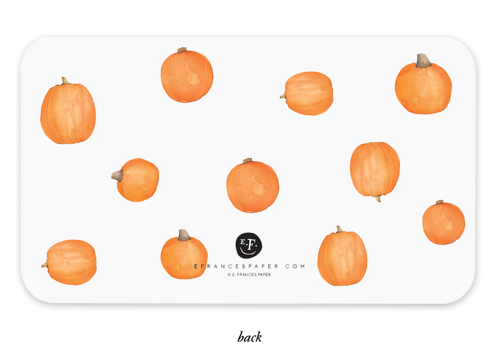 Pumpkin Patch Little Notes®
