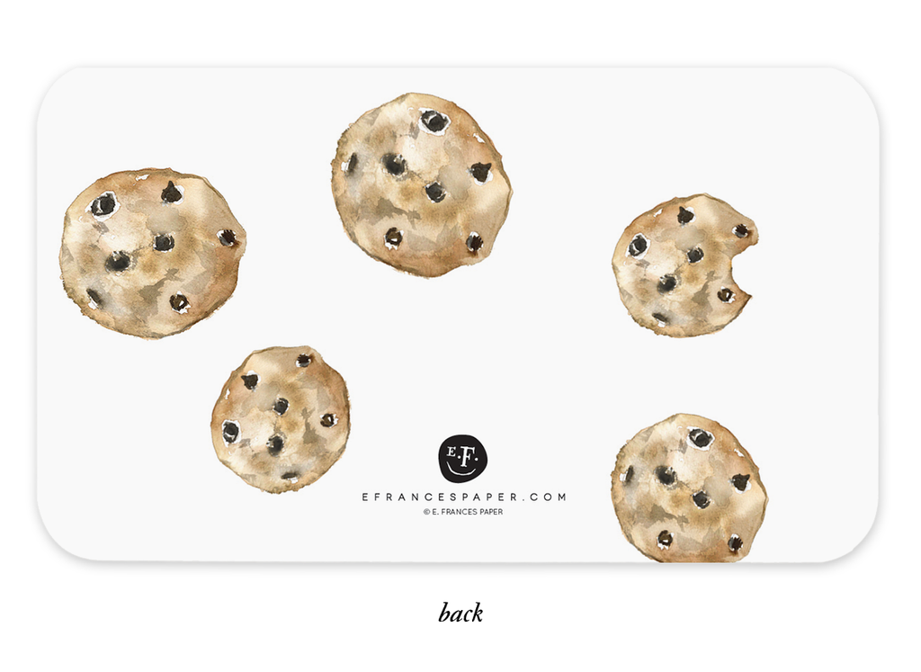 Cookies & Milk Little Notes®