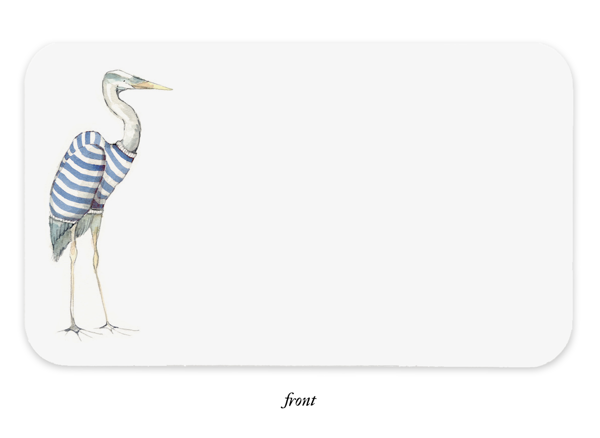 Erin the Heron Little Notes®