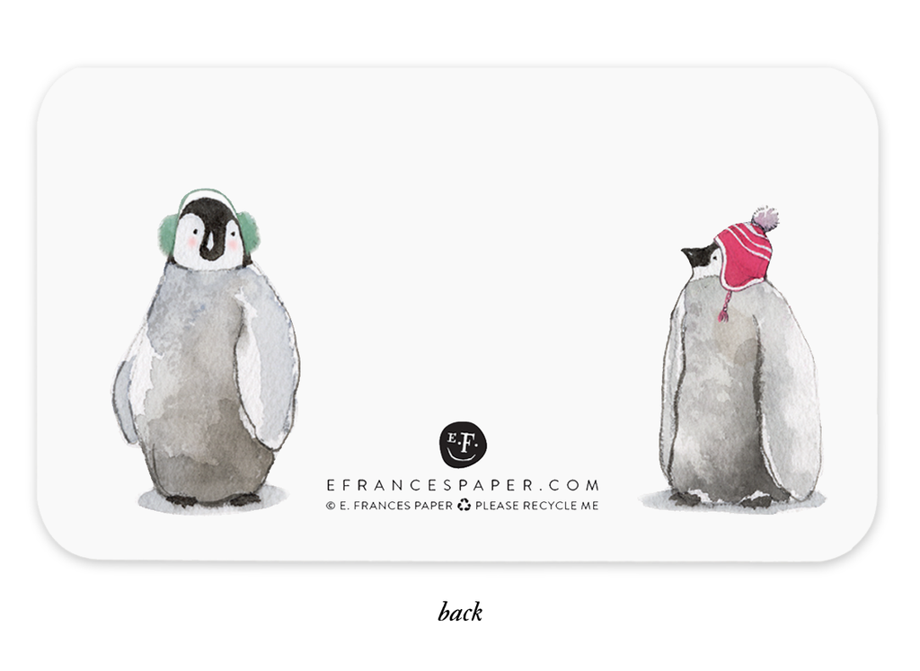 Penguin Little Notes