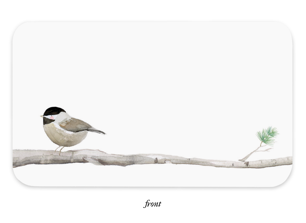 Chickadee Little Notes®