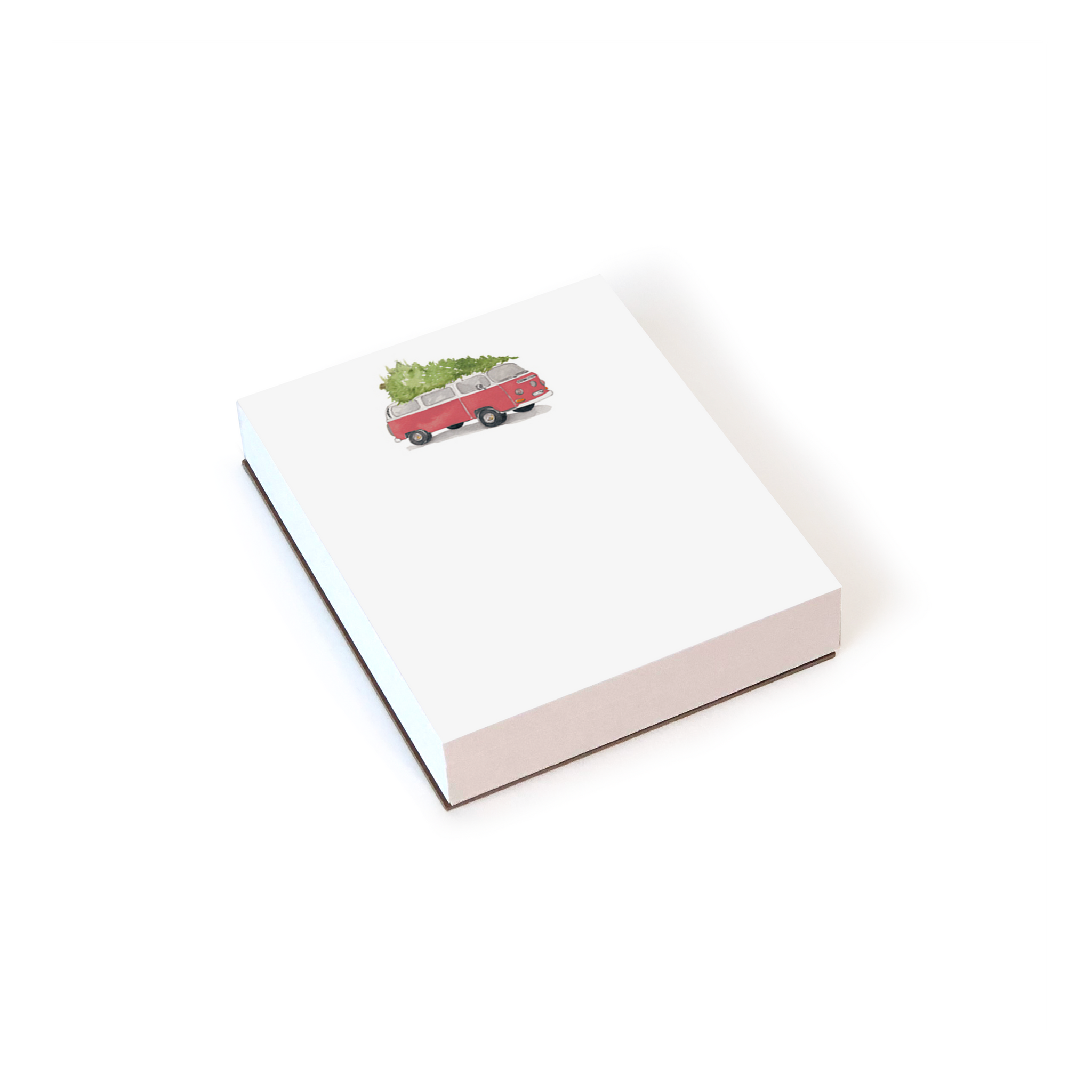 Holiday VW Bus Notepad